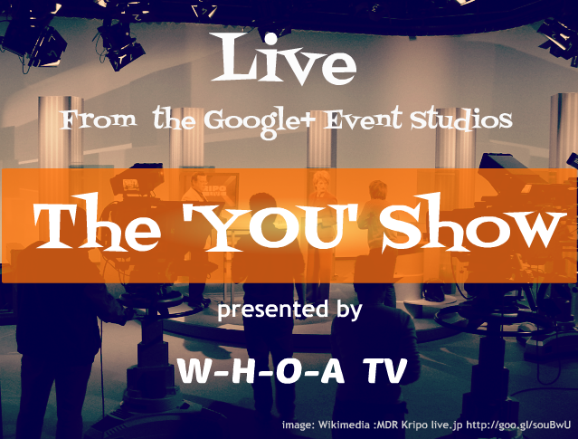 Hangout on Air Events... a Landing Page for your HOA Live