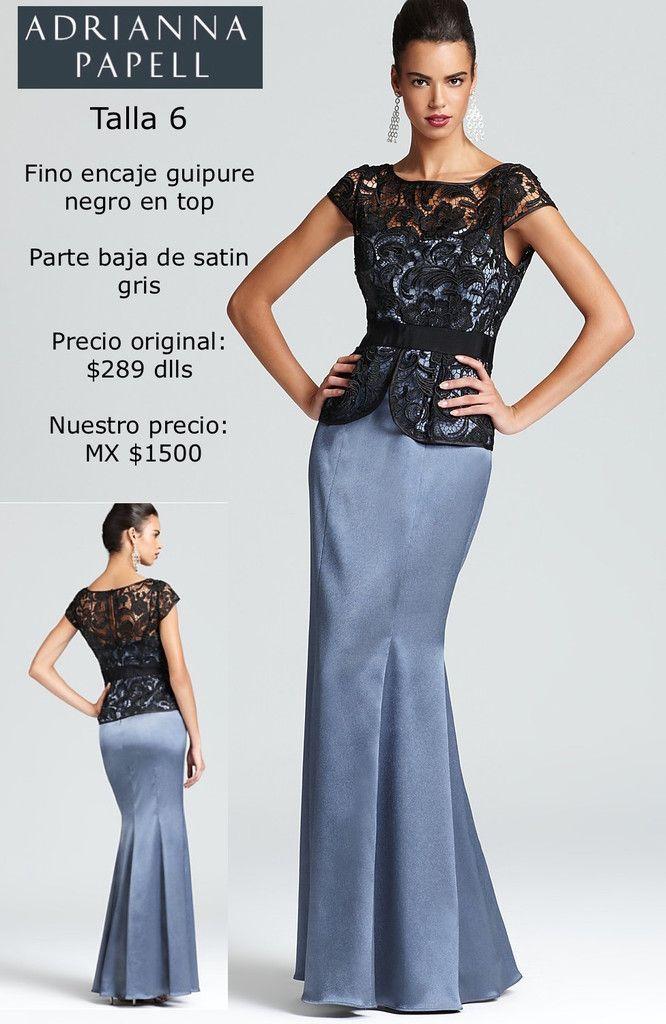 Vestido de noche online mexico