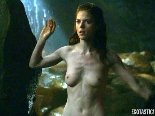 Nude Rose naked leslie