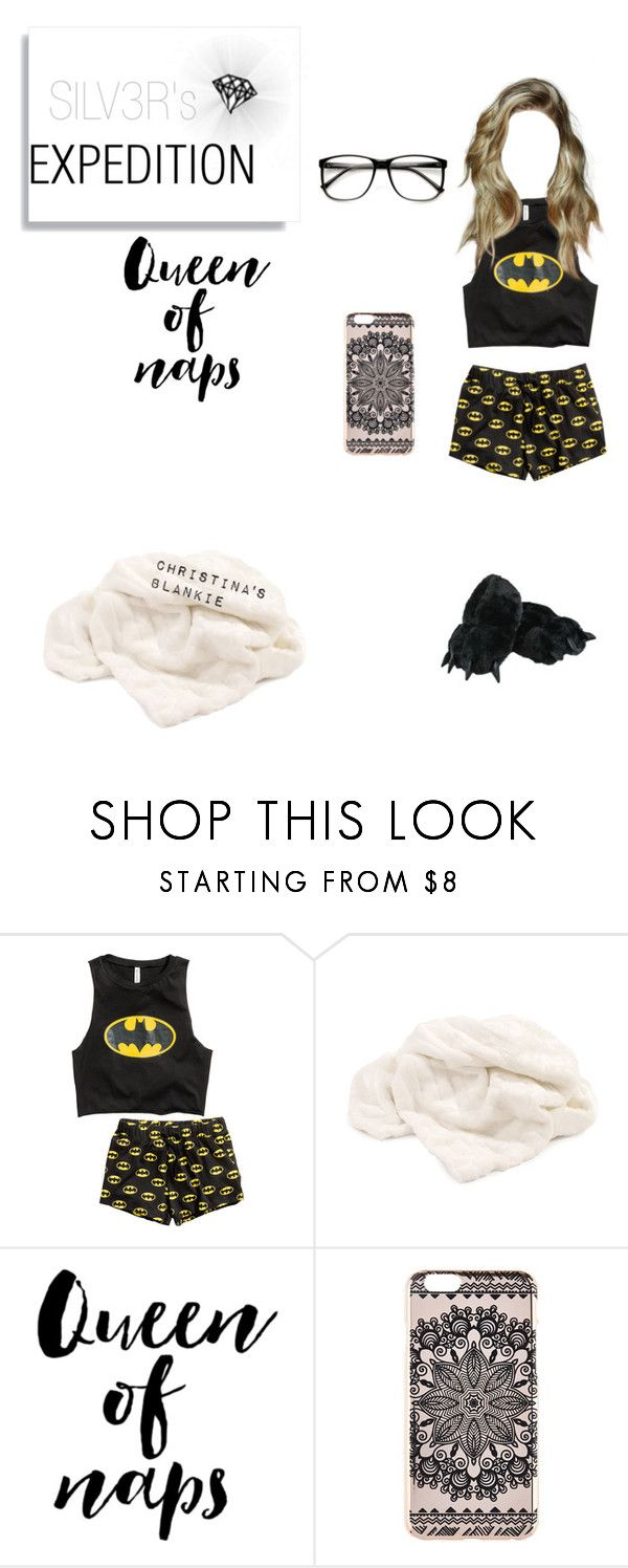 """《waking up at the dorm (SILV3R's expedition)》"" by certified-fangirl13 ❤ liked on Polyvore featuring Dot & Bo, New Look and ZeroUV"