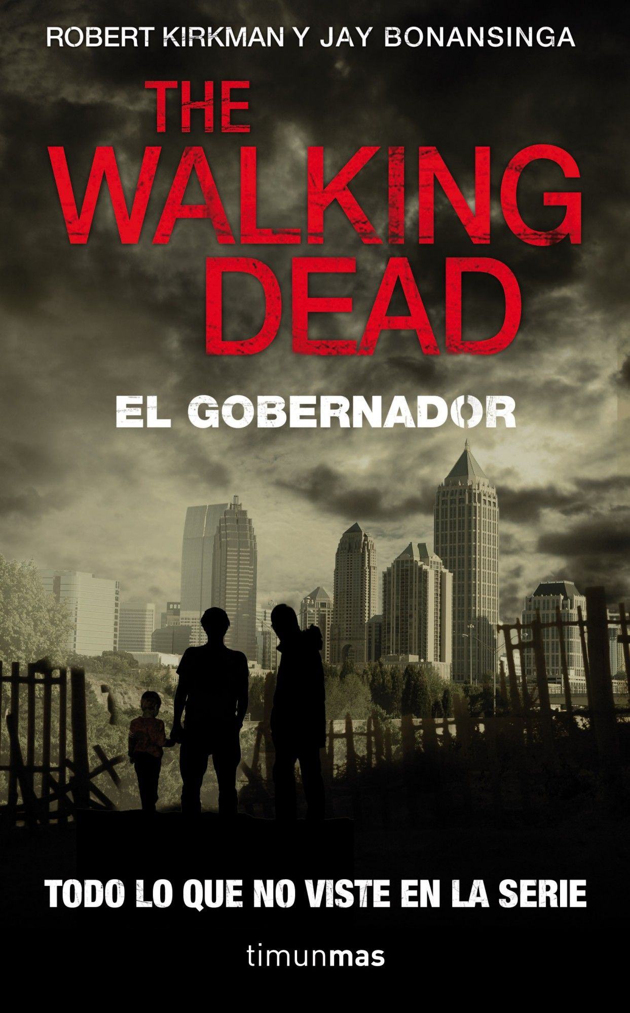 The Walking Dead El Gobernador Walking Dead Series Walking Dead Comic Book The Walking Dead