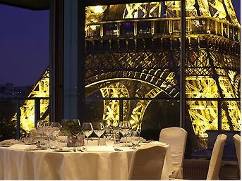 Pullman Paris Tour Eiffel Tower 15th Restaurant
