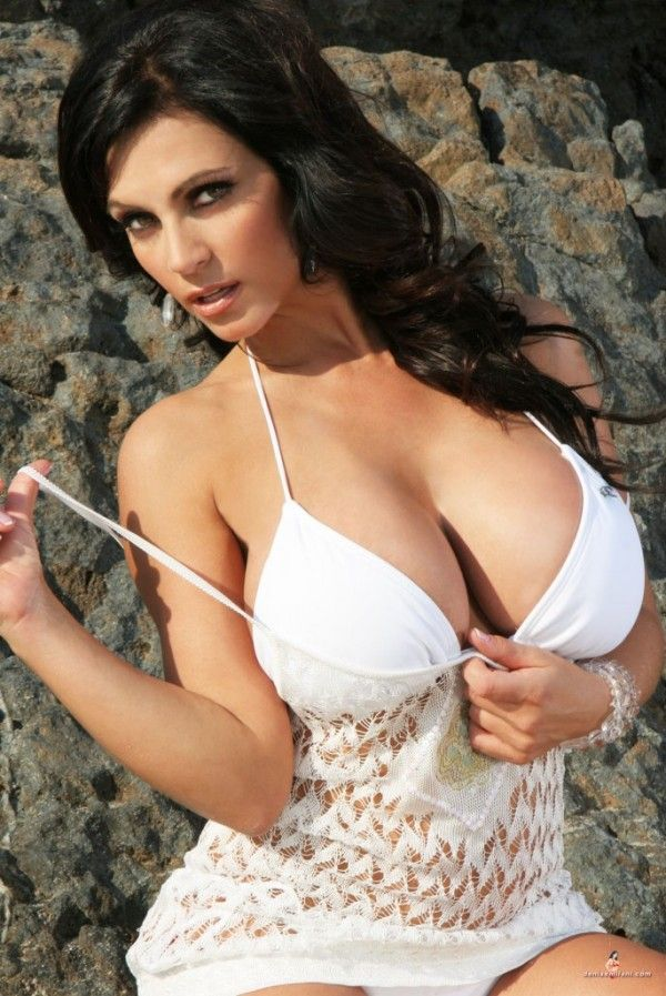 Denise Milani Bikini