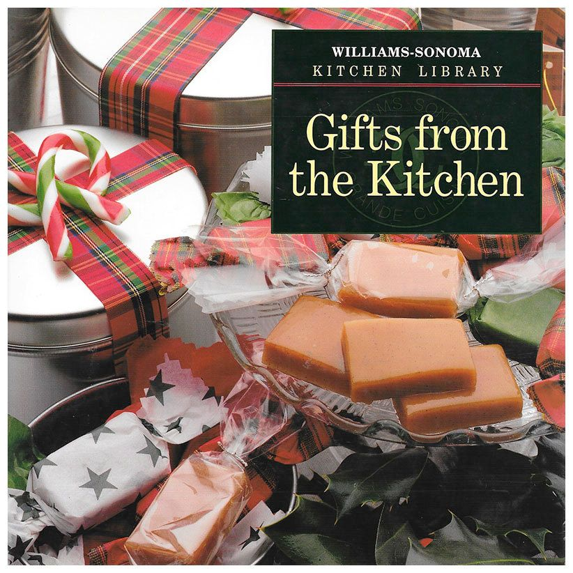 Gifts from the kitchen williamssonoma kitchen library