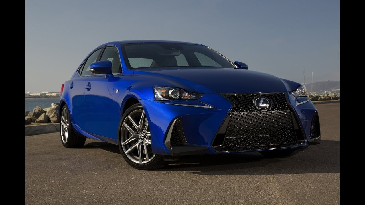 2017 Lexus IS350 F SPORT Interior Exterior and Drive