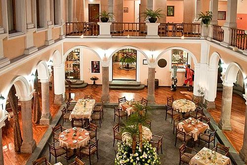 Captivating Hotel Patio Andaluz Is Located In A Colonial Style House Of The End Of The  XVI