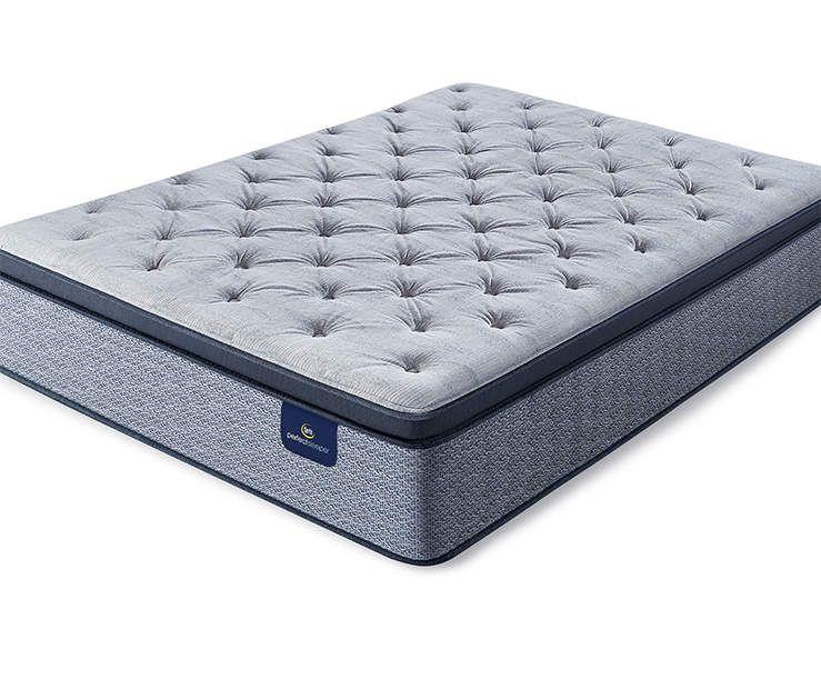 Serta Perfect Sleeper Icollection Milford King Plush Mattress