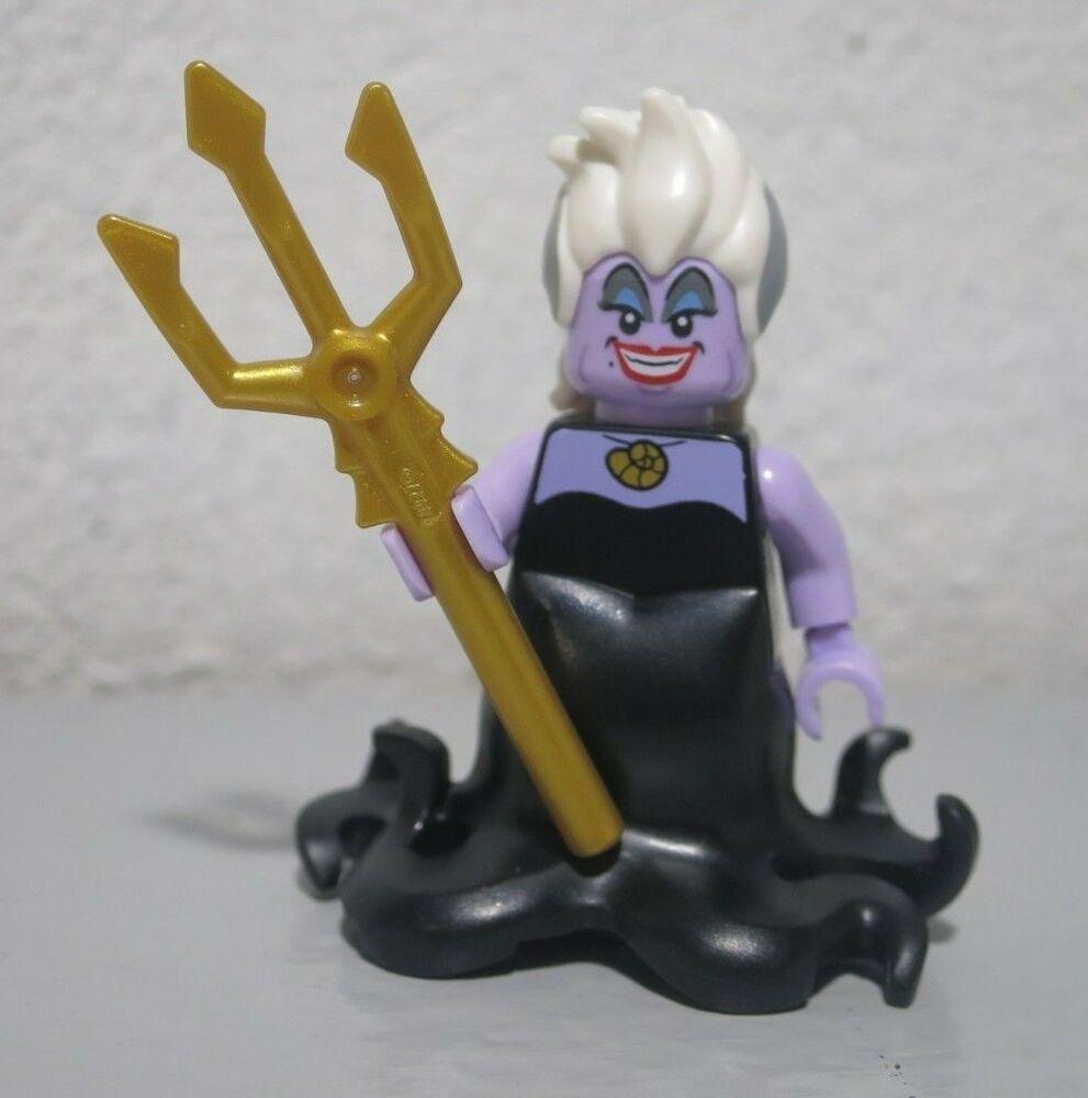 New LEGO Minifigures Disney Series 71012 Ursula