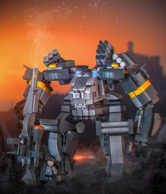 Golem heavy mech: a solid build