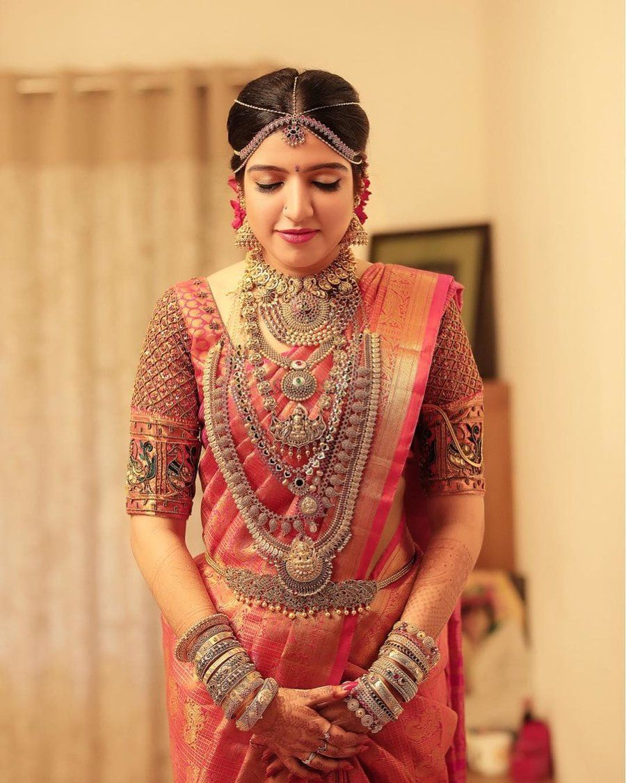 Photo of 20+ Real Brides who donned the most Scintillating Silk Sarees
