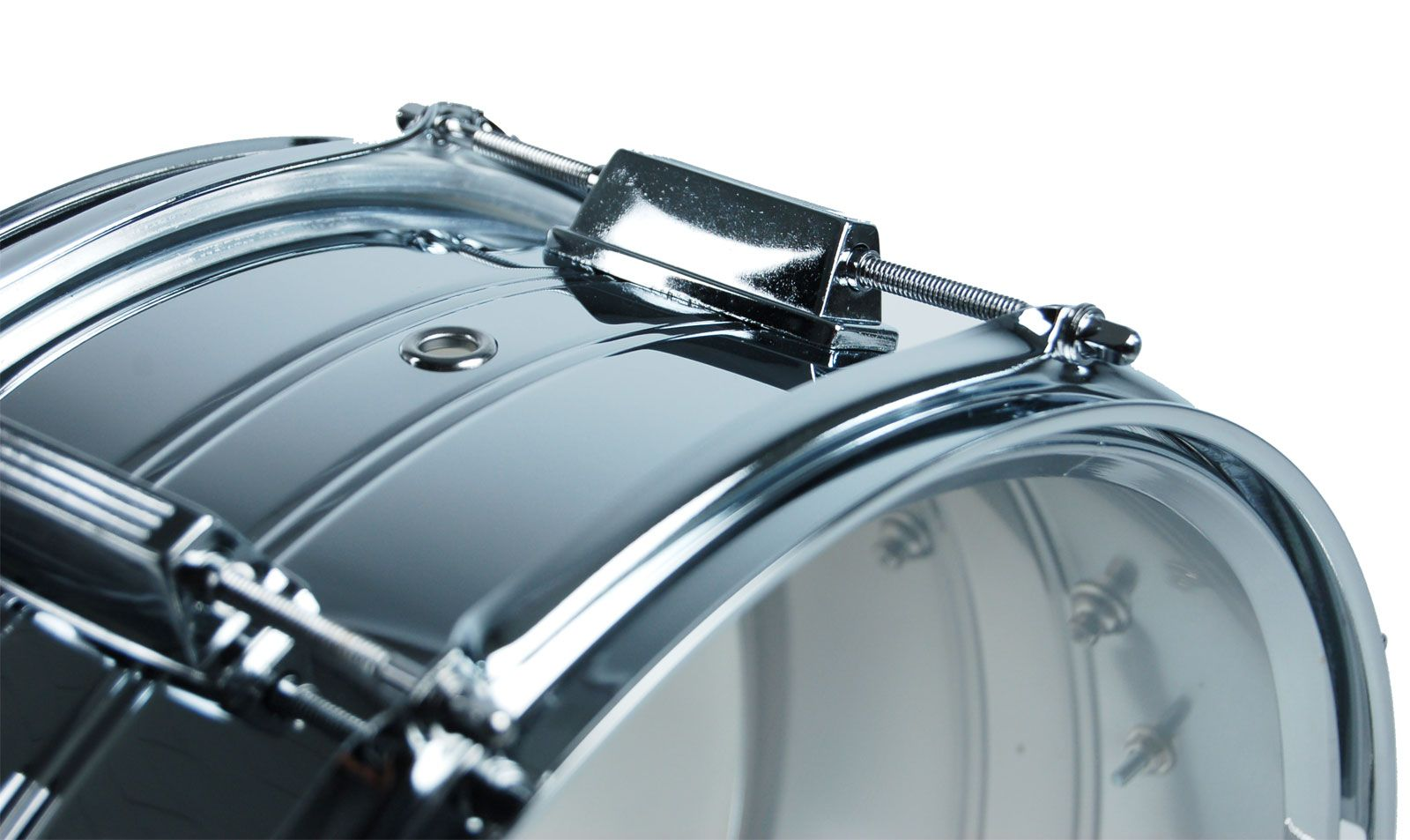 Steel-Shell-Snare-Drum