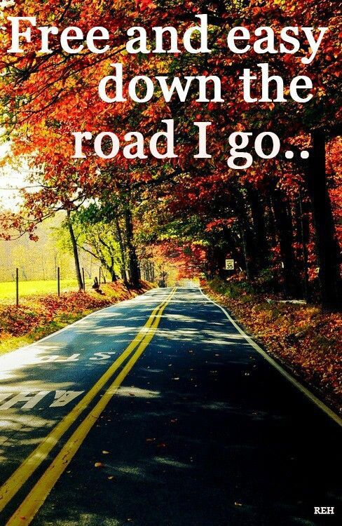 Dierks Bentley Free And Easy Down The Road I Go Country Lyrics Country Roads Country Song Lyrics