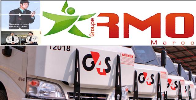 Rmo G4s Et Autre Societe Recrute 111 Agents De Securite Et De Surveillance Sur Plusieurs Villes Aptitude Surveillance Qualifications