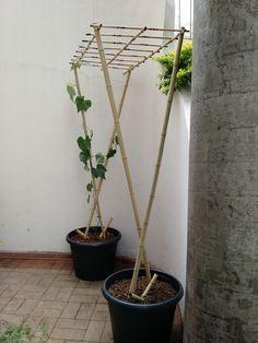 Creative 128 Garden On Small Balcony #balconygarden