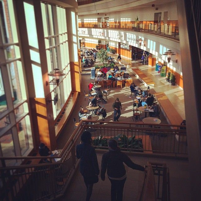 Inside The Baylor Sciences Building Aka The Bsb Looks Like A Pretty Nice Place To Study Via Bayloruniversity On Instagram