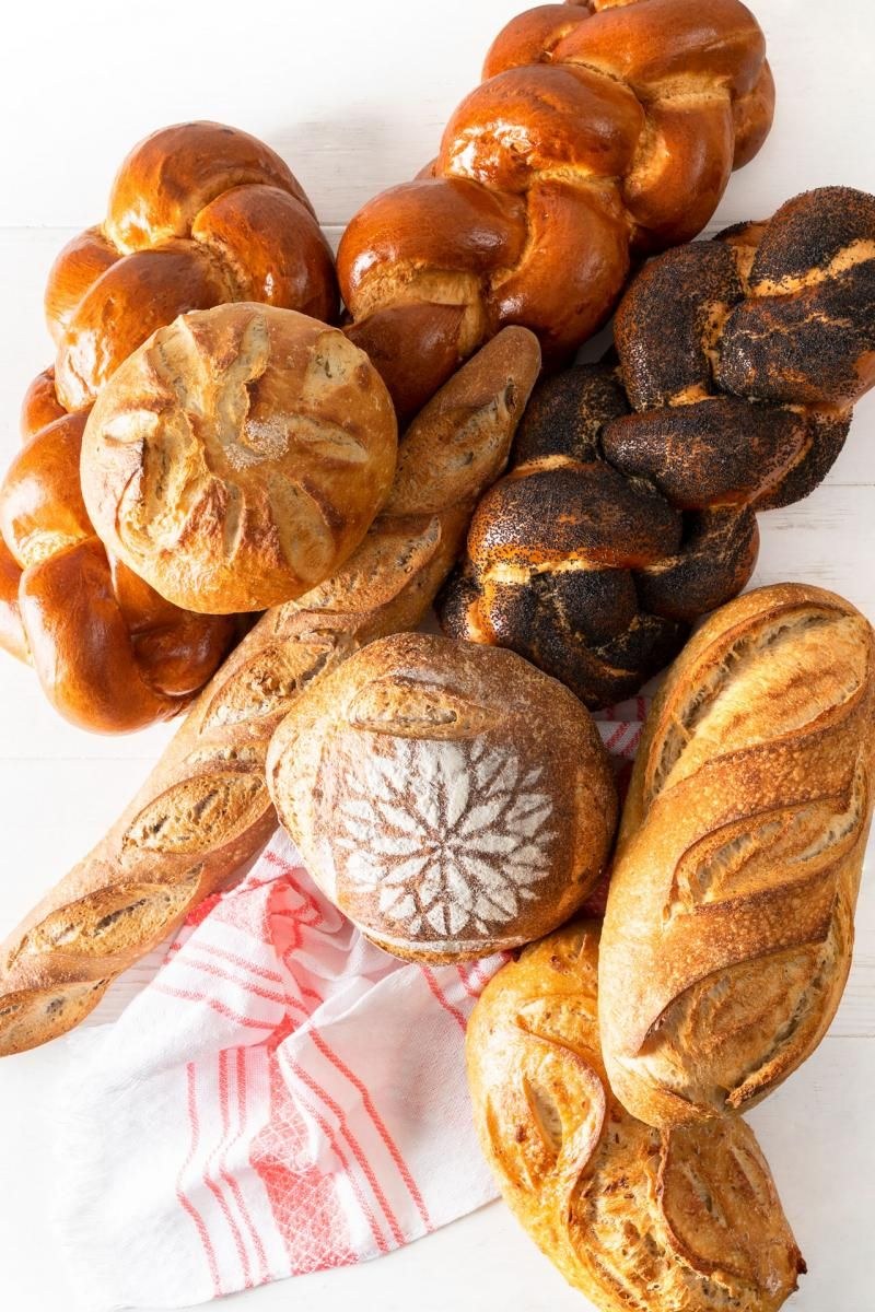 All You Knead Is Love Bakery Dishes Food
