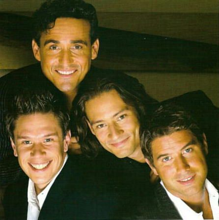 Picture Of Il Divo Music Artists My Favorite Music Bmg Music
