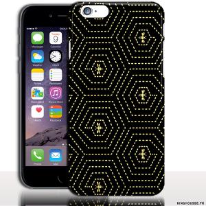 coque iphone 6 abeille