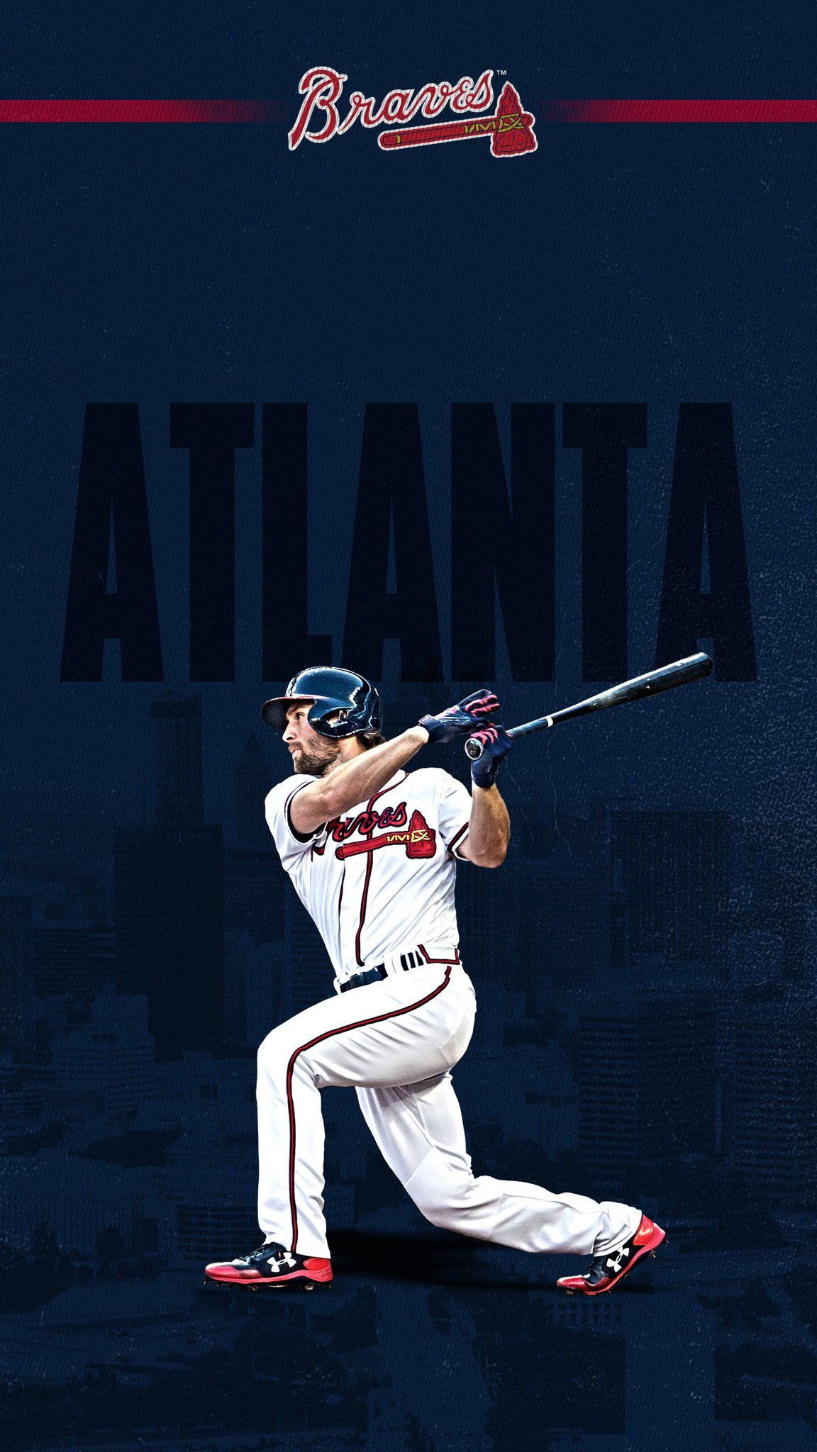 Atlanta Braves On Twitter Atlanta Braves Braves Braves Baseball