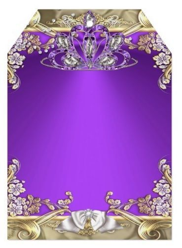 Purple Gold Floral Tiara Floral Tiara Purple Backgrounds Purple Gold Purple white and gold wallpaper