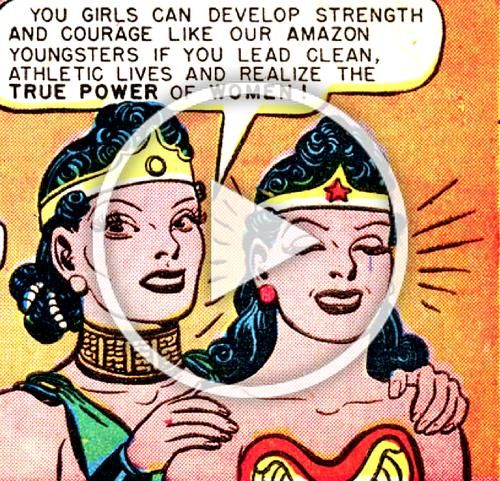 Wonder Woman and Queen Hippolyta : Aint it the truth! -  Wonder Woman and Queen Hippolyta : Ain't it the truth!  - #Aint #badasswomen #hippolyta #queen #truth #woman #womenprofile #womenstyle #wonder #wonderwomen
