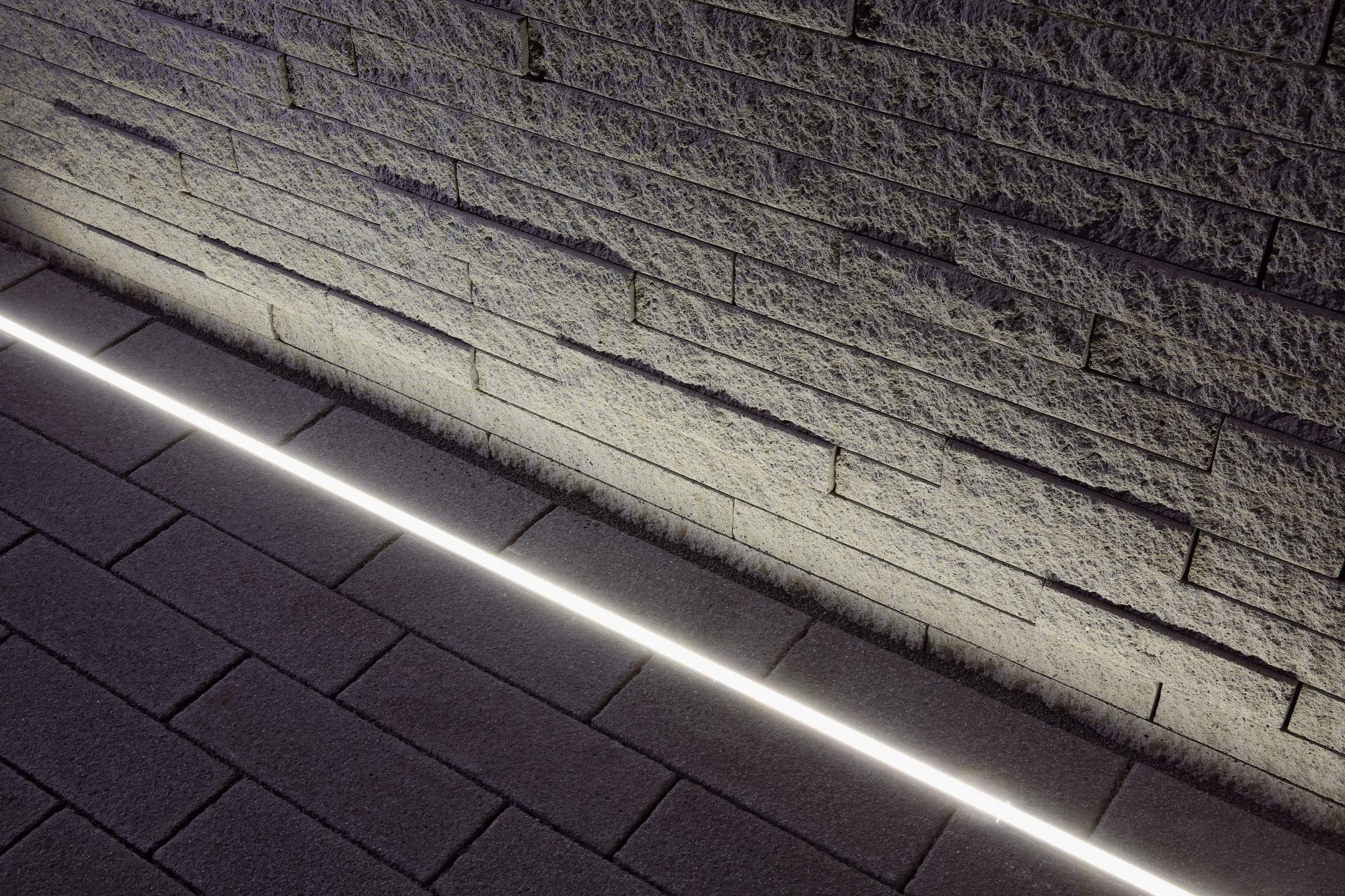 Focus Led Long Light In 2020 Beleuchtung Garten Landschaftsbeleuchtung Aussenbeleuchtung Haus