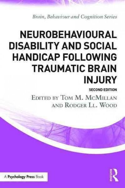 Neurobehavioural Disability and Social Handicap Following Traumatic - disability form