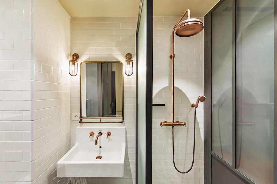 33+ Salle de bain cuivre inspirations
