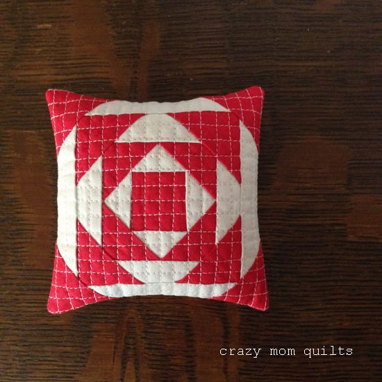 Crazy Mom Quilts Pincushions Galore Pin Cushions