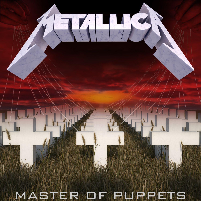 metallica master of puppets Copertine degli album