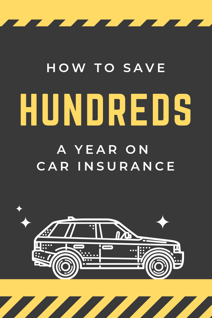 How To Save Hundreds A Year On Car Insurance In 2020 Car