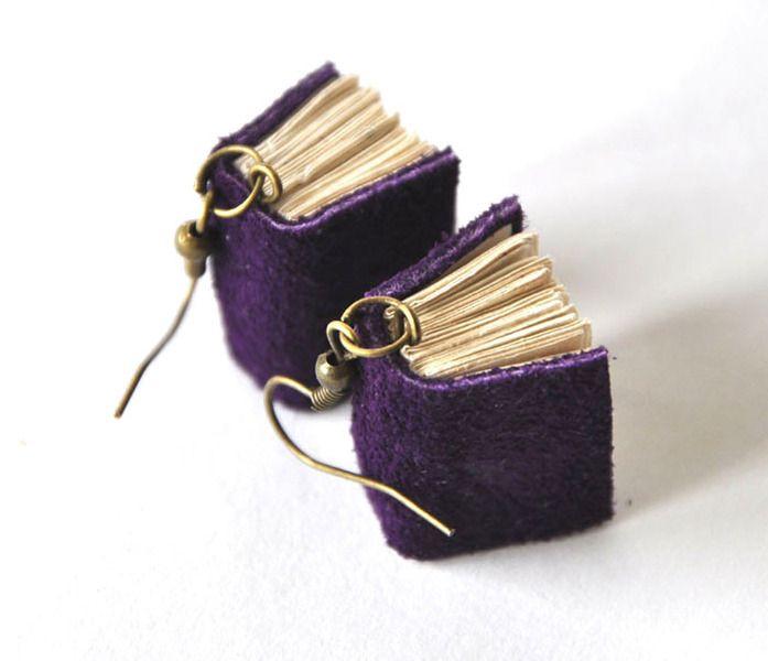 książki miniaturki