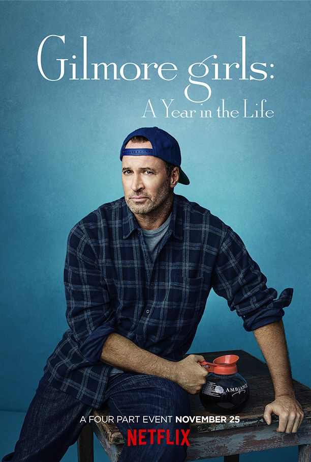 Gilmore Girls Revival New Posters Feature Three Generations