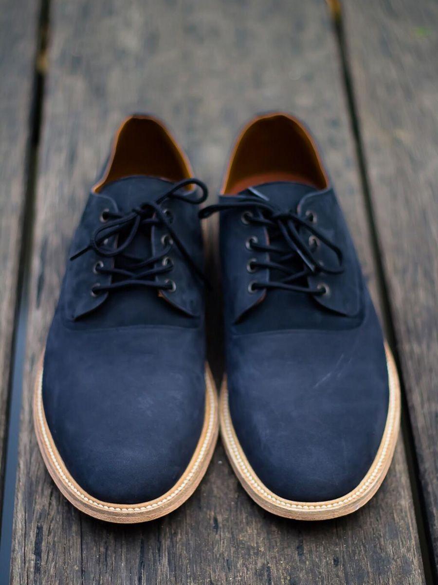 Mens gloves old navy - Davu Shoes Hugo Nubuck Old Navy Leather