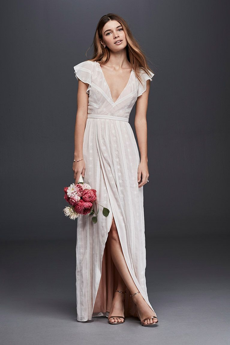 Beautiful Casual Wedding Dresses For Summer Casual Wedding Dress Casual Wedding Backyard Wedding Dresses