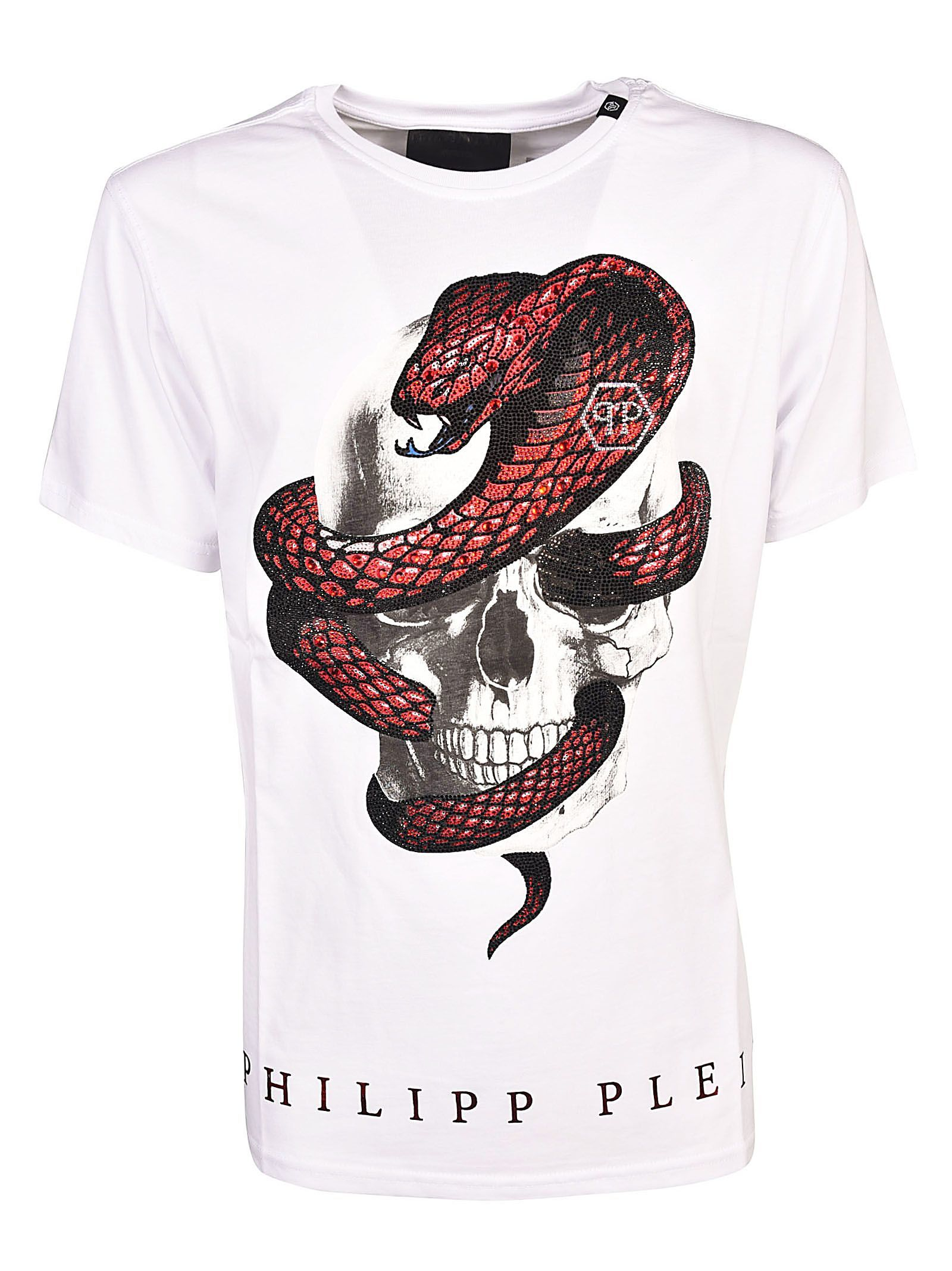 48dec168 PHILIPP PLEIN SKULL COBRA T-SHIRT. #philippplein #cloth # | Philipp ...