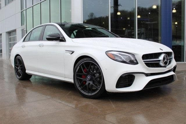 New 2018 MercedesBenz AMG E 63 S 4MATIC for sale at