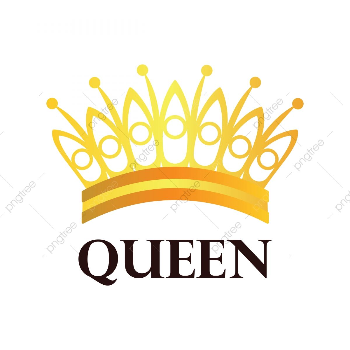 Download Queen Crown Logo Png Png Gif Base Crown Logo Queen Crown Crown Silhouette