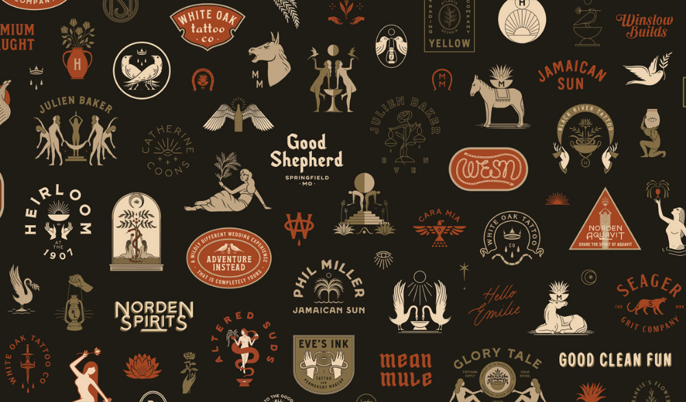 Designer Spotlight Ben Kocinski Design Graphic Design Branding Visual Design