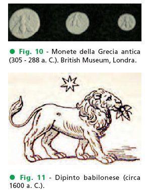 L'ape nell'arte antica