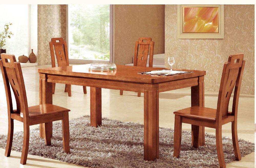 40+ Natural oak dining table set Trend