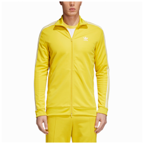 adidas Originals Beckenbauer Tracktop Men's | Yellow