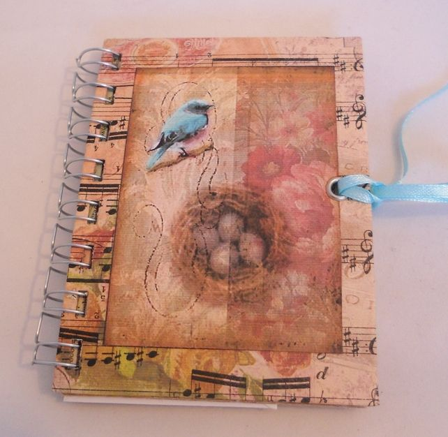 Nesting Bird Journal £7.50