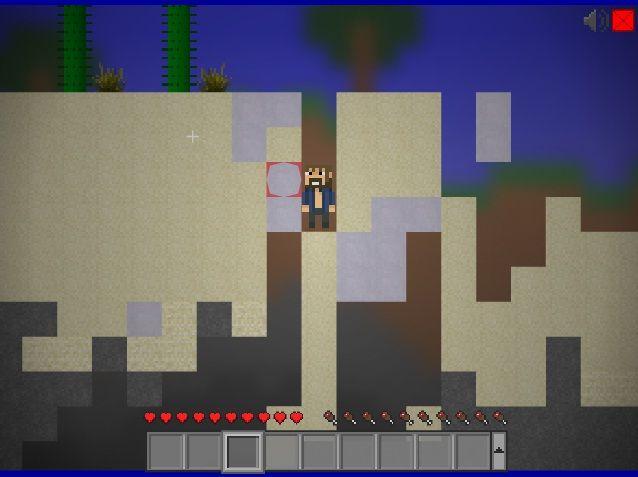 Minecraft Online Is The Best Game With Minecraft D Blocks Mine - Minecraft spiele gratis online