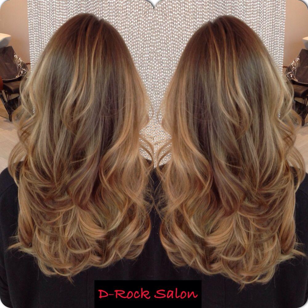 Great Hair And Services Live At D Rock Salon Fairfax Va