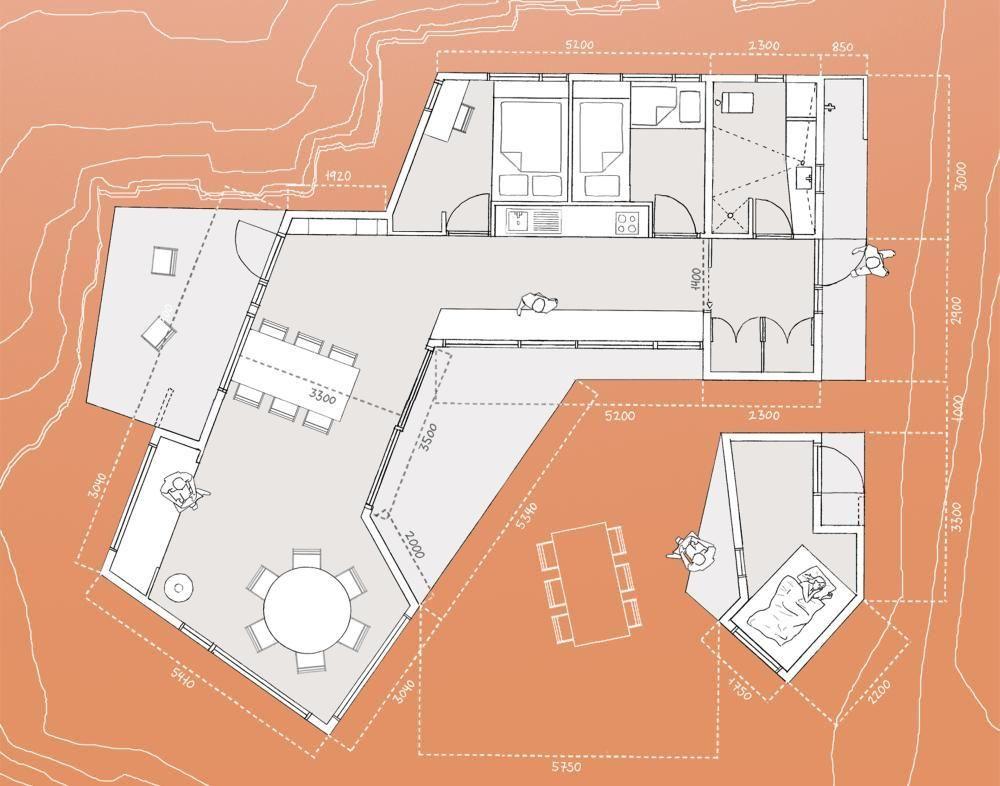 Cabin on Vardehaugen by Fantastic Norway; 3 bedrooms in 77 m2 (829 ...