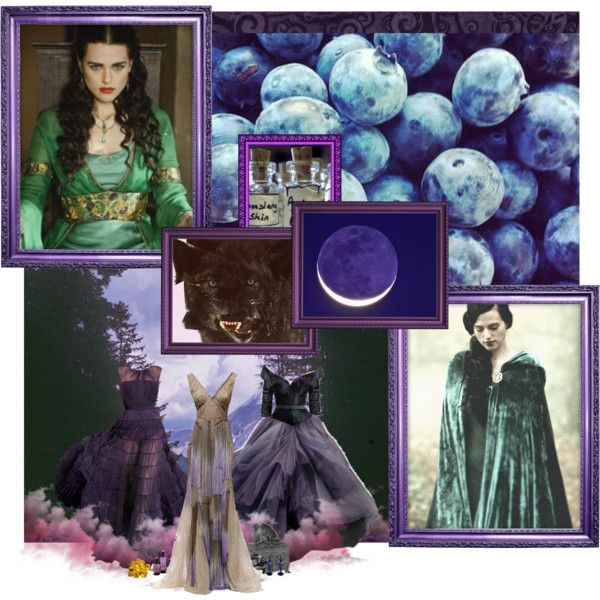 """Katie McGrath as """"Hecate"""" by carolinaperuzzo on Polyvore"""