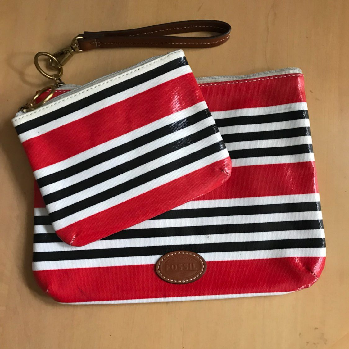 Fossil Utility Bag / Clutch Mercari The Selling App