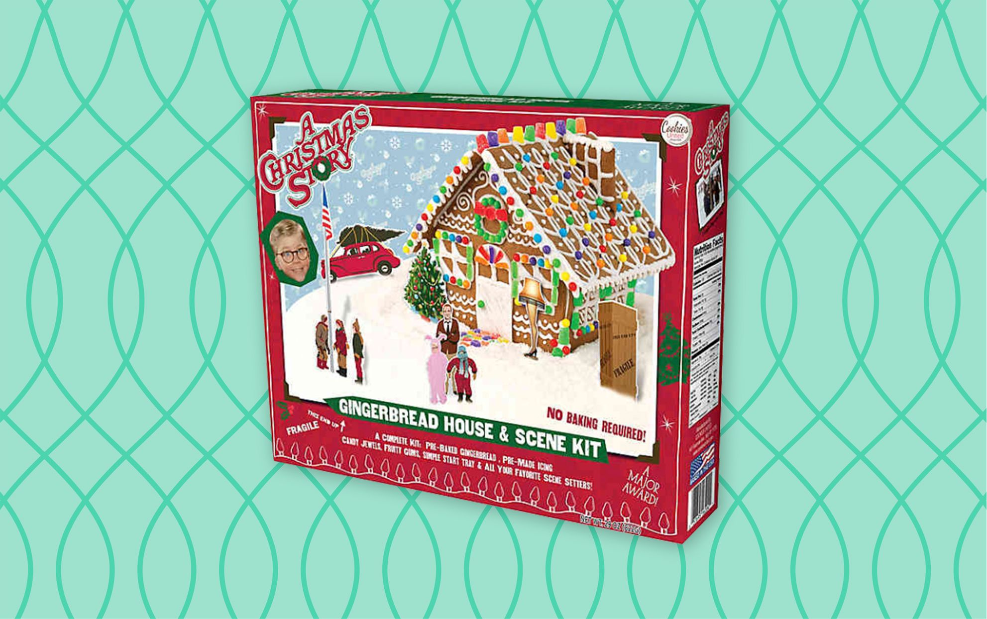 Gingerbread Boy Cookie Kit 21046830 Country Kitchen