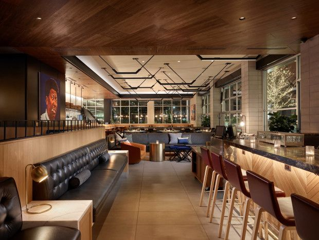 Earls Lincoln Park Codaworx Upscale Decor Kitchen Bar Cafe Design